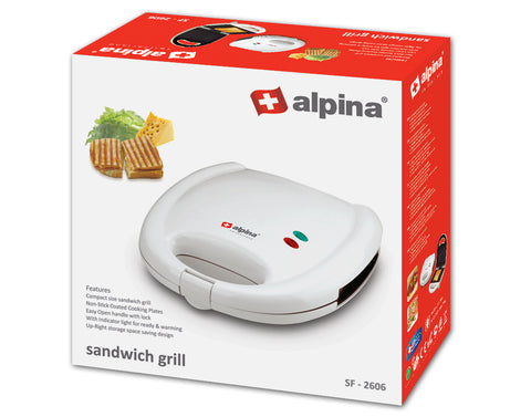 Alpina Sandwich Grill SF-2606