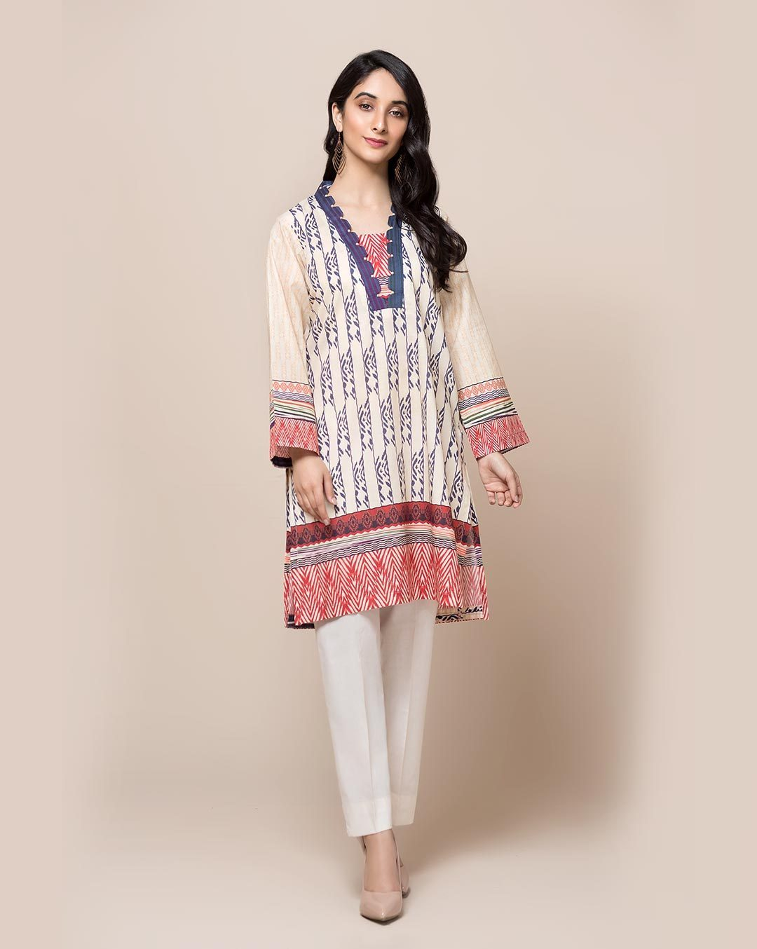 Khas Stitched Collection-MOROCCAN CHARM DR-450