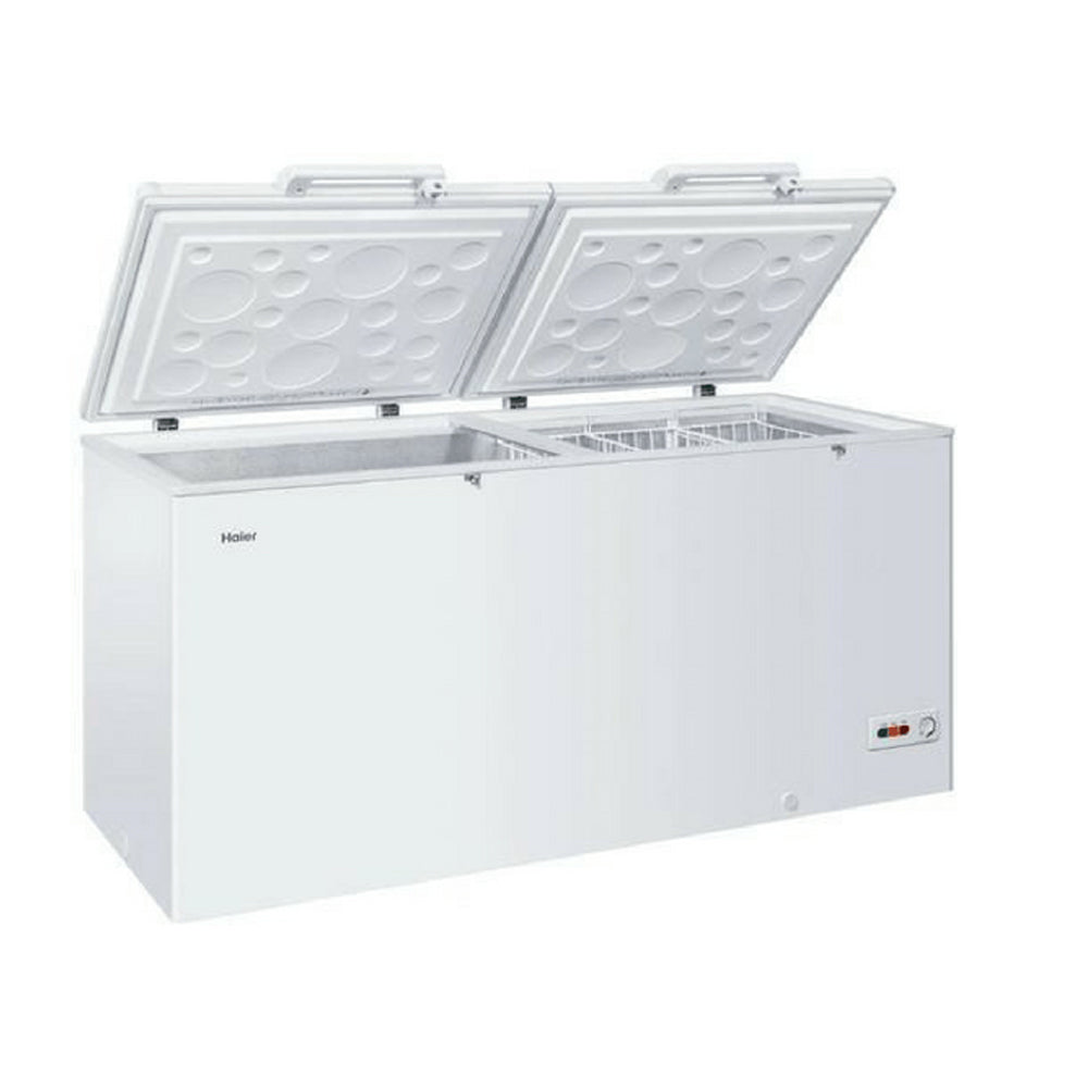 Haier Double Door Freezer HDF-385H 13CFT