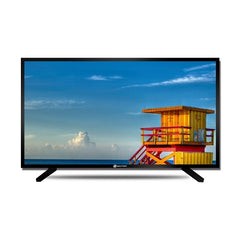 "Multynet 39"" Led Tvs 39M100 Black"