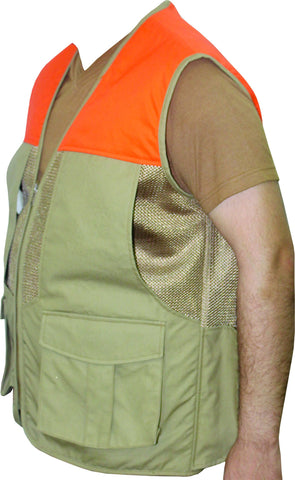 Mega Brands Men's Upland Hunting Vest MBV-216