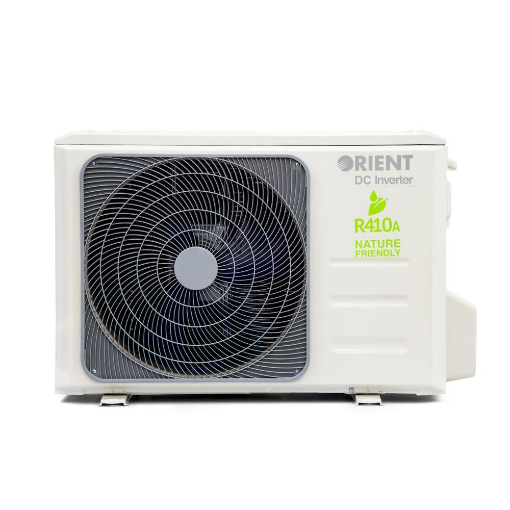 1 Ton Orbit DC Inverter AC Gold Fin