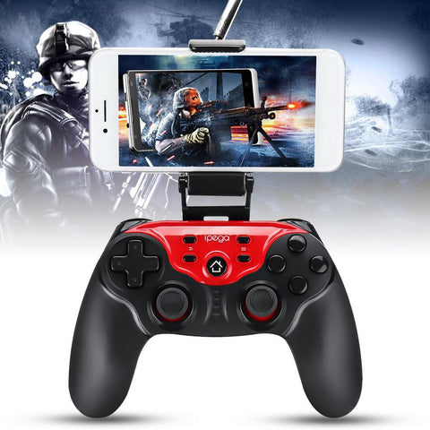 Electrotech Mobile Gaming Controller Joystick Future Warrior Gaming PUGB For IOS/Android-Ipega 9088