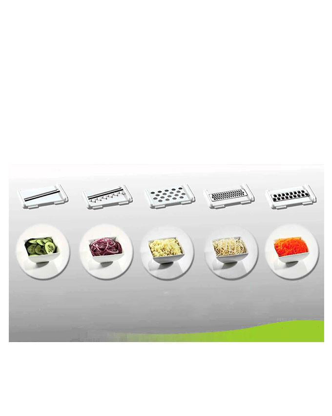 6 in 1 - Multifunctional Grater