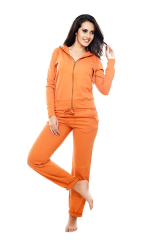 Coucou Cotton Textured Hem Pyjama