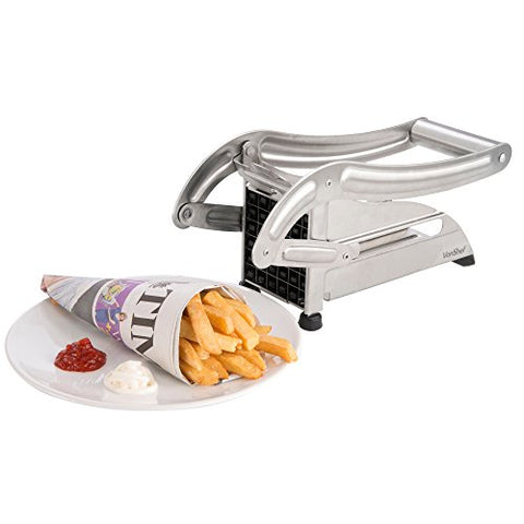 Stainless Steel Potato Chipper