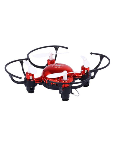 High hold Mini Quadcopter Drone(WIFI) - Red