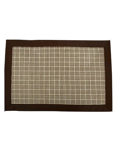 Pack of 4 Dining Table Jute Placemats