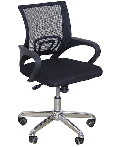 Mid-Back Imported Mesh Chair