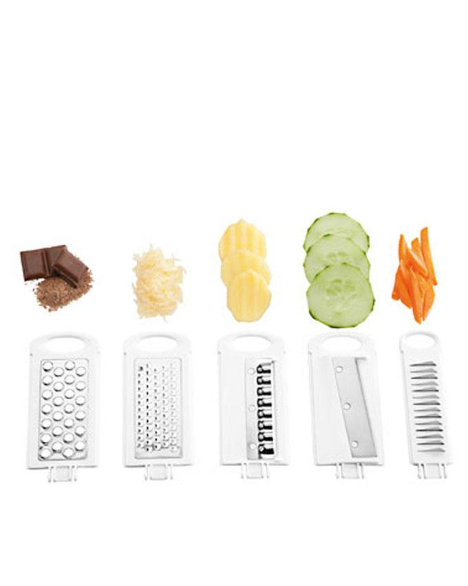 5 in 1 - Multifunctional Grater