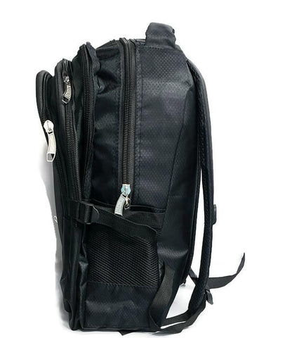 School Bag For Boys & Girls Class 7 And  8 Class  / Black-cambl
