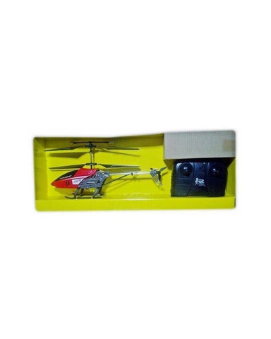 Remote Control Helicopter - Black & Red