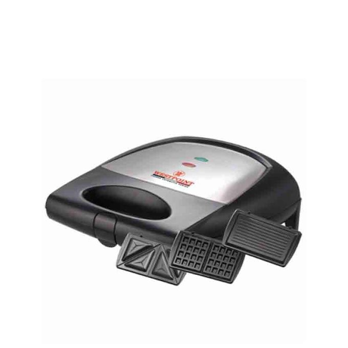 Westpoint 4 Slice Sandwich Maker With Grill WF-6093