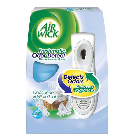 Automatic air freshener dispenser and Odor Controller