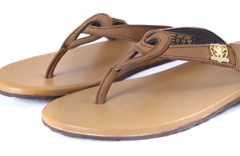 LOGO Men Casual Slipper 5437 LTBR