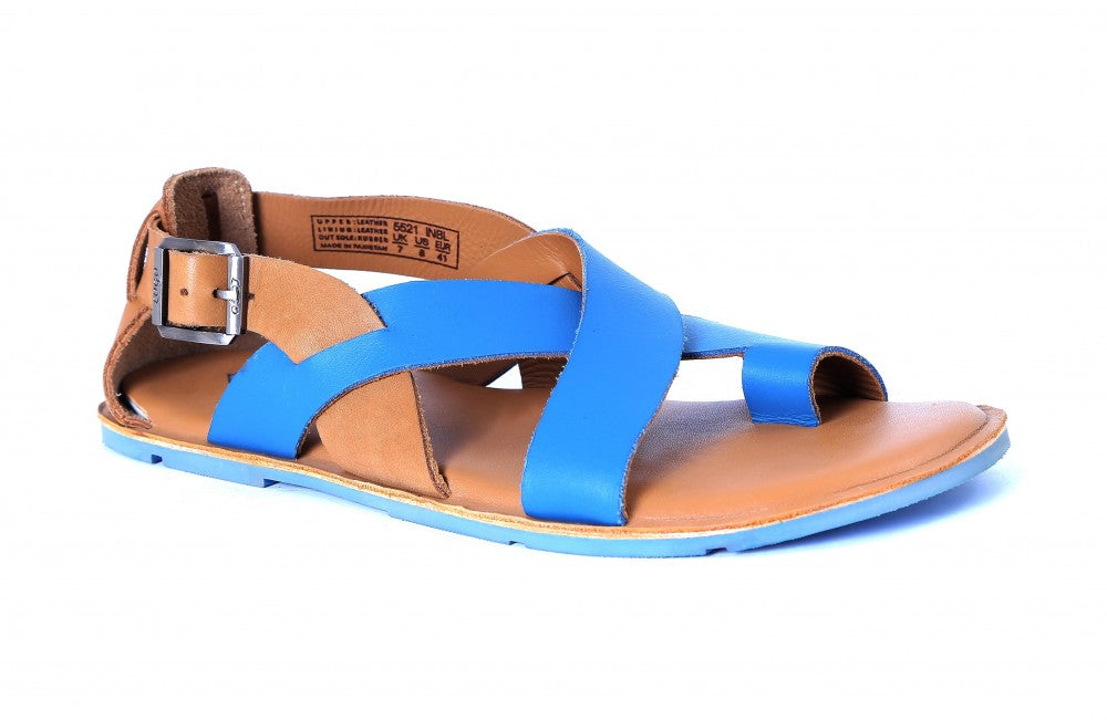 LOGO Casual Sandal Leather 5521 INBL