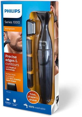 Philips Nose & Ear Trimmer MG1100/16