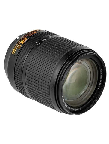 Camera Lens - AF-S DX NIKKOR - 18-140mm f/3.5-5.6G