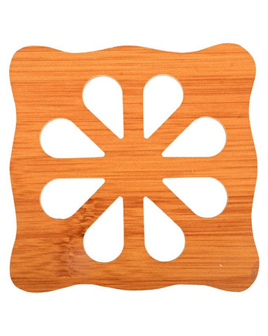 Pack of 3 Bamboo Hot Plates