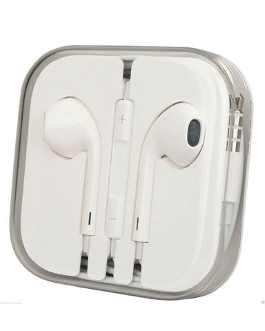 Electrotech Handsfree For Apple Iphone-White