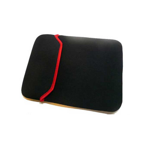 Laptop Red Line Sleeves Available in 13 Inch, 14.6 Inch, 15.6 Inch & 17 Inch - Black