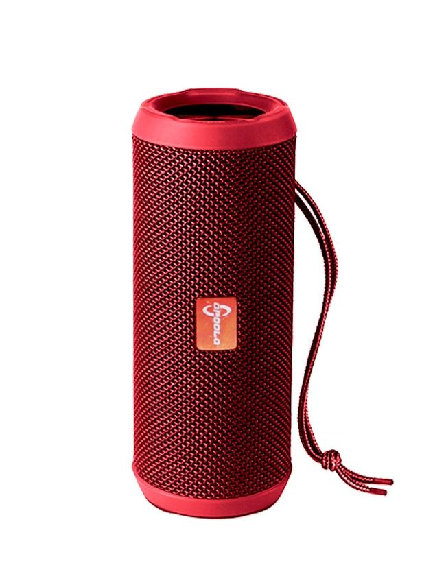 Electrotech X9-Wireless Stereo Bluetooth Portable Speaker-Red