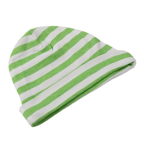 Asaan Bachpan Baby Cap for 0 - 6 Month Baby  Blue