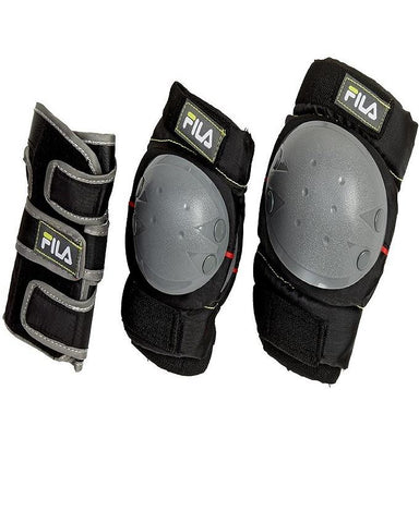 Knee Pads and Elbow Pads With Wrist Guards