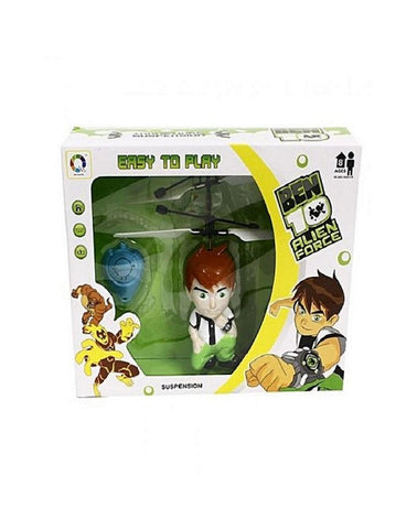 71 Sports Ben 10 Alien Fly Force Helicopter