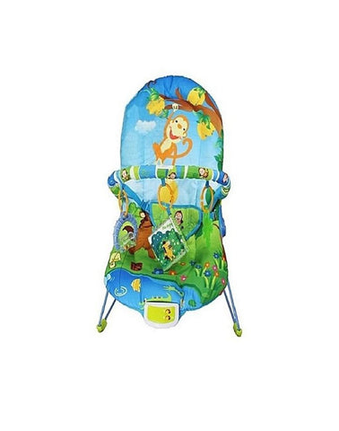 71 Sports Joy Maker Musical Vibrating Bouncer - Multicolor