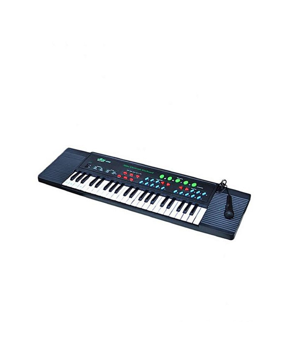 71 Sports Piano Keyboard For Kids - Black
