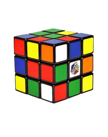 71 Sports Plastic Rubik's Cube For Kids - Multicolour