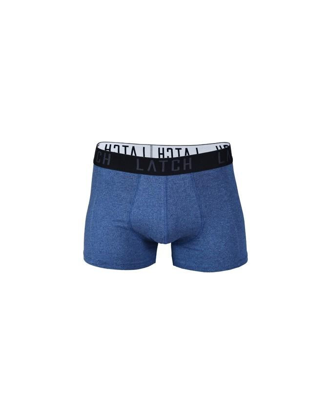 Combed Cotton Mid Night Blue Trunk