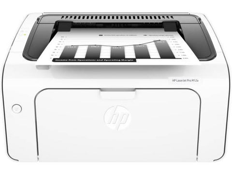 HP LaserJet 12a Printer