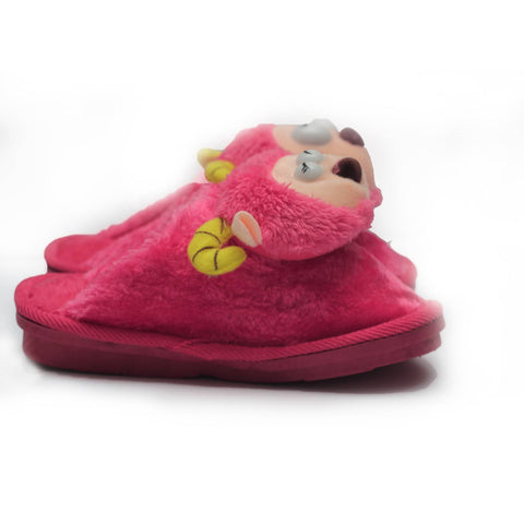Redish Kids Warm Woolen Slippers