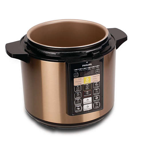 Philips Electric Pressure Cooker HD2139/65