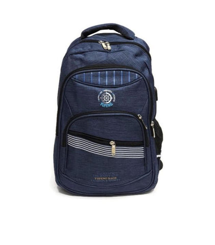 Yufeng Backpack College / School / Laptop / Travel / With Usb Port-YUFENG bl