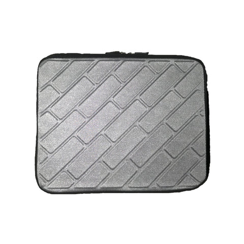 Tablet Bubble Pouch 10 inch - Available in Black, Grey & Silver Colors