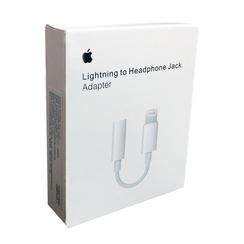 Apple Official Lightning to 3.5mm Headphone Jack Adapter