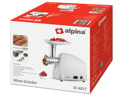 Alpina Meat Mincer SF-4017