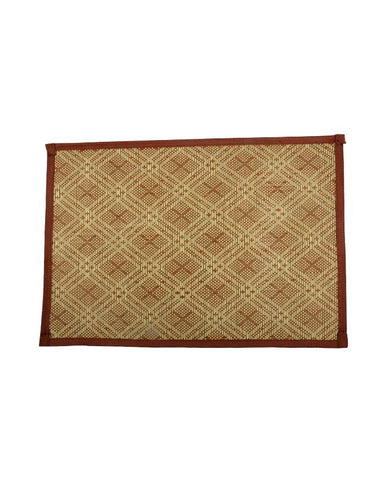 Pack of 4 Dining Table Chatai Placemats
