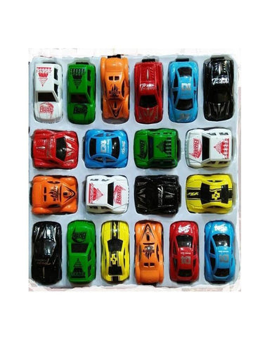 Pack of 20 - Small Cars For Kids