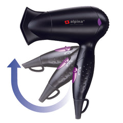 Alpina Travel Hair Dryer SF-3925