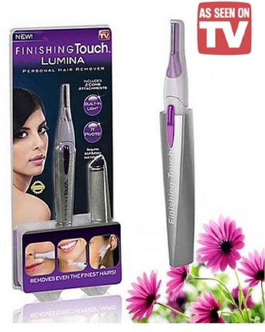 Finishing Touch Lumina Professional Hair Remover