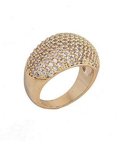Gold Platted Rings For Women