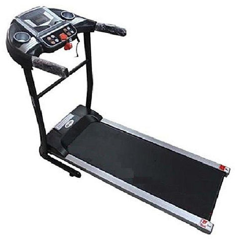 RT100 - Power Motorized Treadmill - 3.0 Hp Peak - Black