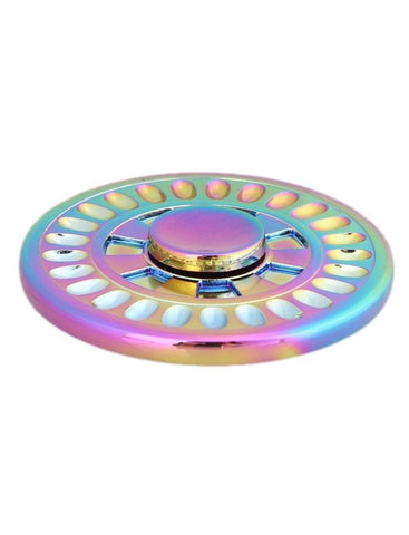 Electrotech Spinner-Fantasy Wheel Metal-Chrome