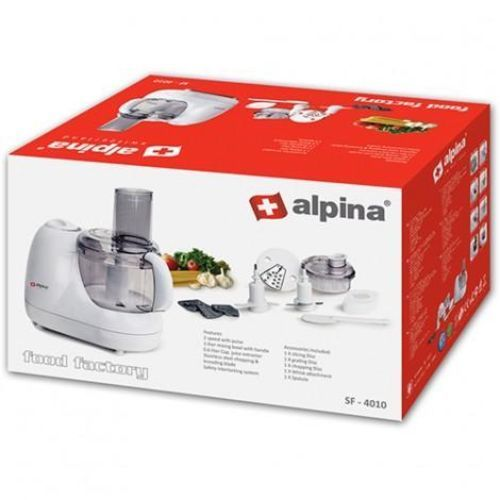 Alpina Multi Function Food Processor SF-4010