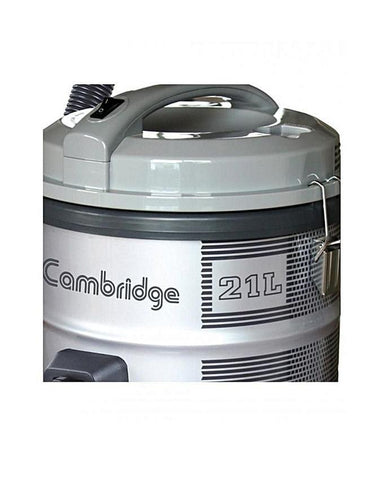 Cambridge Drum Vacuum Cleaner - VC102 - Grey