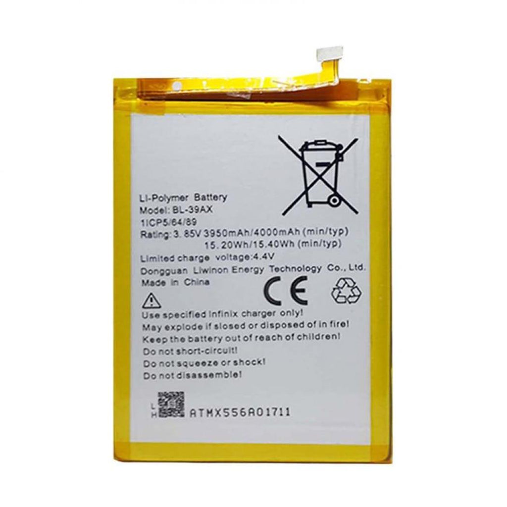 BL39AX Battery For Infinix Hot 4 X557-X556 High Capacity